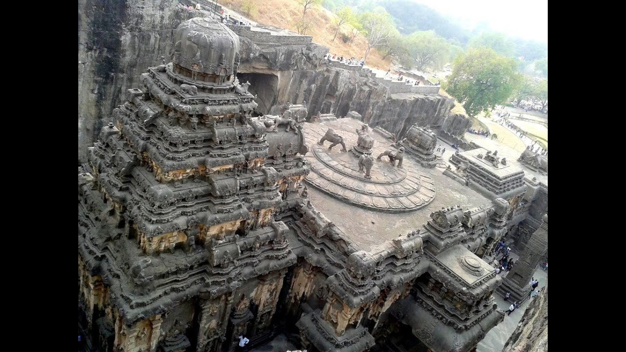 Image result for ellora cave architecture