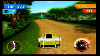 Swapped Music (Hot Wheels Track Attack Road Rally Rainforest)