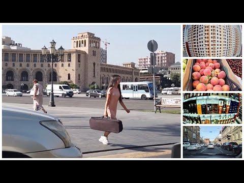 Yerevan, 23.06.21, We, Norakaruyc, Khanut, Shuka, Mekenayov Kentron,