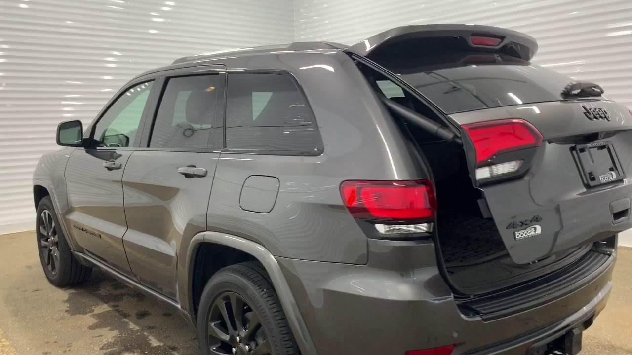 2018 Jeep Grand Cherokee Altitude Iv Stock Kr10292b Sherwood