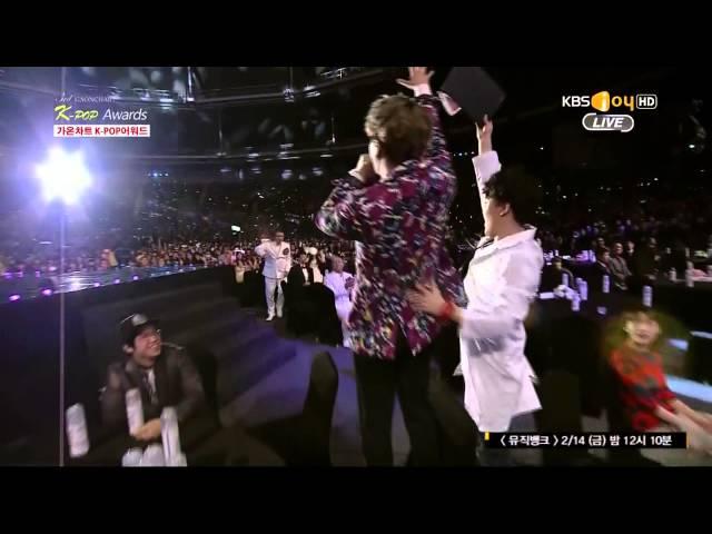 San E - 제3회 가온차트 K POP 어워드 올해의 가수(음원) '아는사람 얘기' 공연 무대
