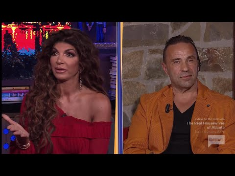 Teresa And Joe Giudice: Biggest Bombshells From Their Sitdown Interview With Andy Cohen