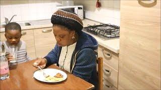 Nigerian mukbangs (What my Dinner look like)