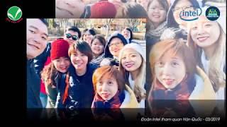 Đoàn Intel tham quan Hàn Quốc - 03/2019   Đất Việt Tour