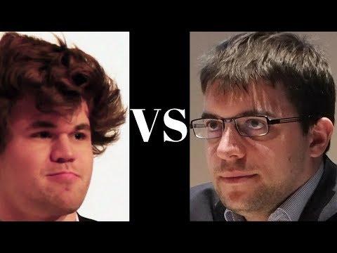 Magnus Carlsen vs Maxime Vachier-Lagrave : Grand Chess Tour Paris (Rapid) (2017) :  Sicilian Defense