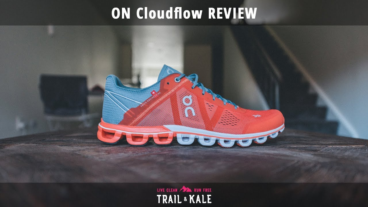 On Cloudflow 2019 review: this running shoe is the best of