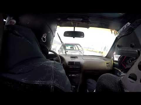 In Car #29 Winter Blast 100 1-18-20