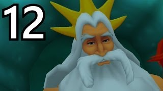 Kingdom Hearts HD Ep.12 - URSULA NO ME JODAS