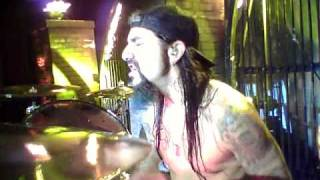 Download lagu Mike Portnoy Drum Cam Avenged Sevenfold Almost Easy Stockholm Sweden 11 20 10 mov MP3
