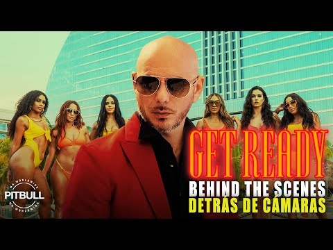 Pitbull Goes Country In New Video For 'Get Ready' With Blake Shelton