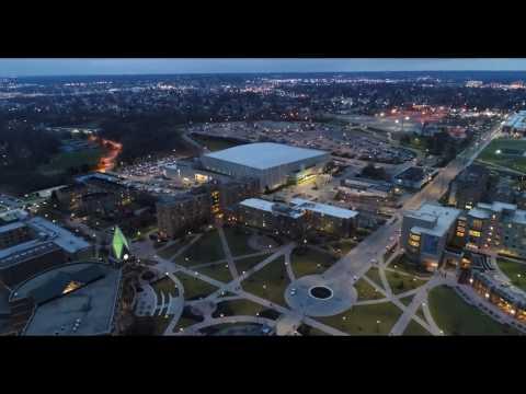 Xavier University Aerial - DJI Phantom 4 Pro