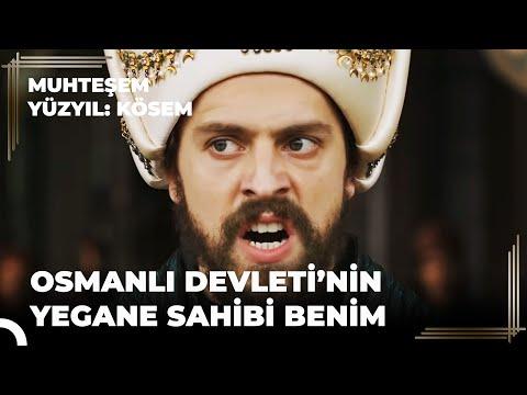 """Muhteşem Yüzyıl Kösem Yeni Sezon 1.Bölüm (31.Bölüm)   """"Osmanlı mülkünün yegane sahibi benim"""""""