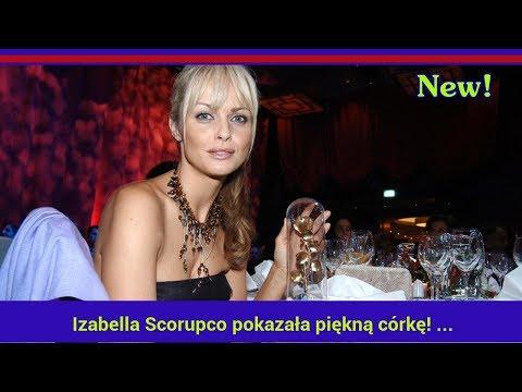 Izabella Scorupco pokazała piękną córkę! Podobna do słynnej mamy?!