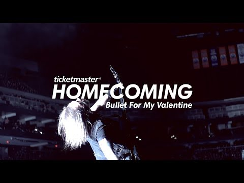 Bullet For My Valentine   Homecoming