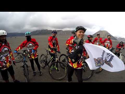 Go-Blok Cycling Club Goes To Bromo