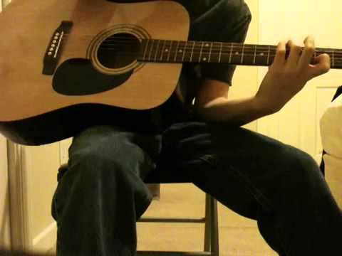 How to play Wonderful Life (Intro/Verse) by Alter Bridge (A