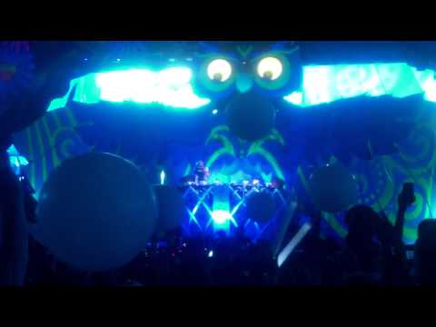 Dash Berlin at EDC 2013 Las Vegas 6/23/13