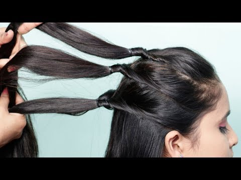 new latest trending hairstyle with out clutcher || updo hairstyles || new hairstyle || hairstyle thumbnail