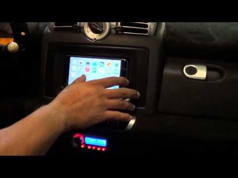 newest 1c3f8 667da iphone 6 plus in car dash First iphone 6 plus in dash of car