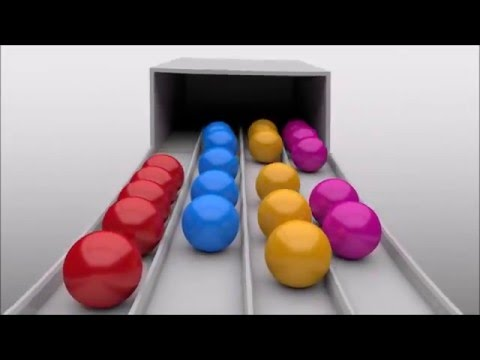 The problem with Verizon and the colorful balls commercial