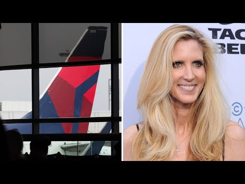 Delta Airlines On Ann Coulter Twitter Rant: Your Insults Are 'Unacceptable'