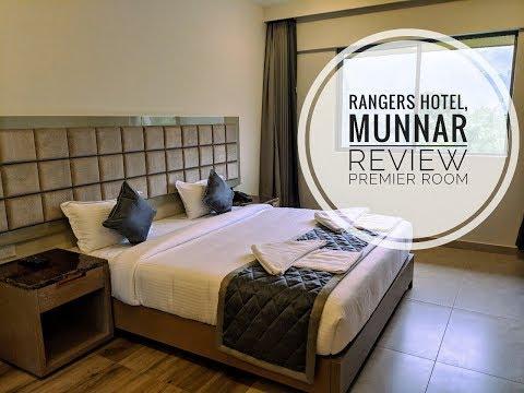Rangers Hotel, Munnar, Kerala - Review - Part 2 - Premier Room - Twin Bed - Basic Room