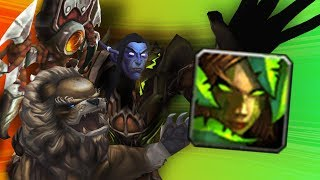 NEW Hunter OBLITERATES Everyone! (5v5 1v1 Duels) - PvP WoW: Battle For Azeroth 8.1