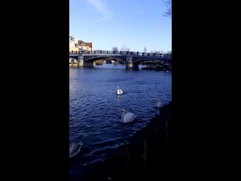 Visit Windsor tour part 2 river HRM and Eton college 248 MB