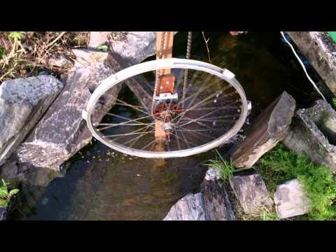 Windmill watermill