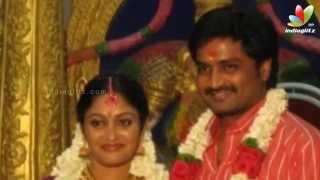 Vijay TV fame Saravanan and Meenatchi gets secretly married | Mirchi Senthil, Sreeja