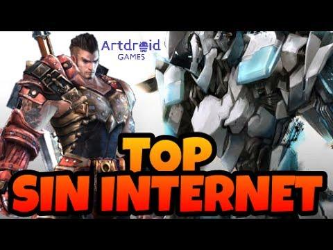 Top Mejores Juegos De Rol Sin Internet Para Ios Y Android