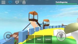 Playing ROBLOX with Bikercad and iliketurtles479