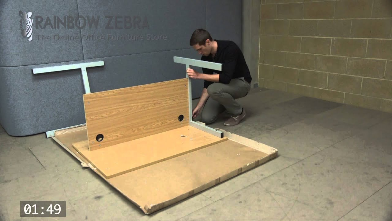 how to build office desk. how to build an office desk