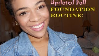 Fall Foundation Routine! ♡ Thumbnail