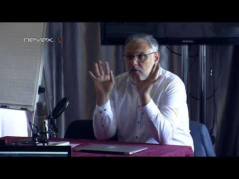 NevexTV: Семинар Михаила Хазина 28 июля 2018  -- фрагмент.