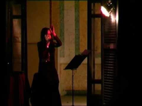 Romina Daniele at Villa Greppi