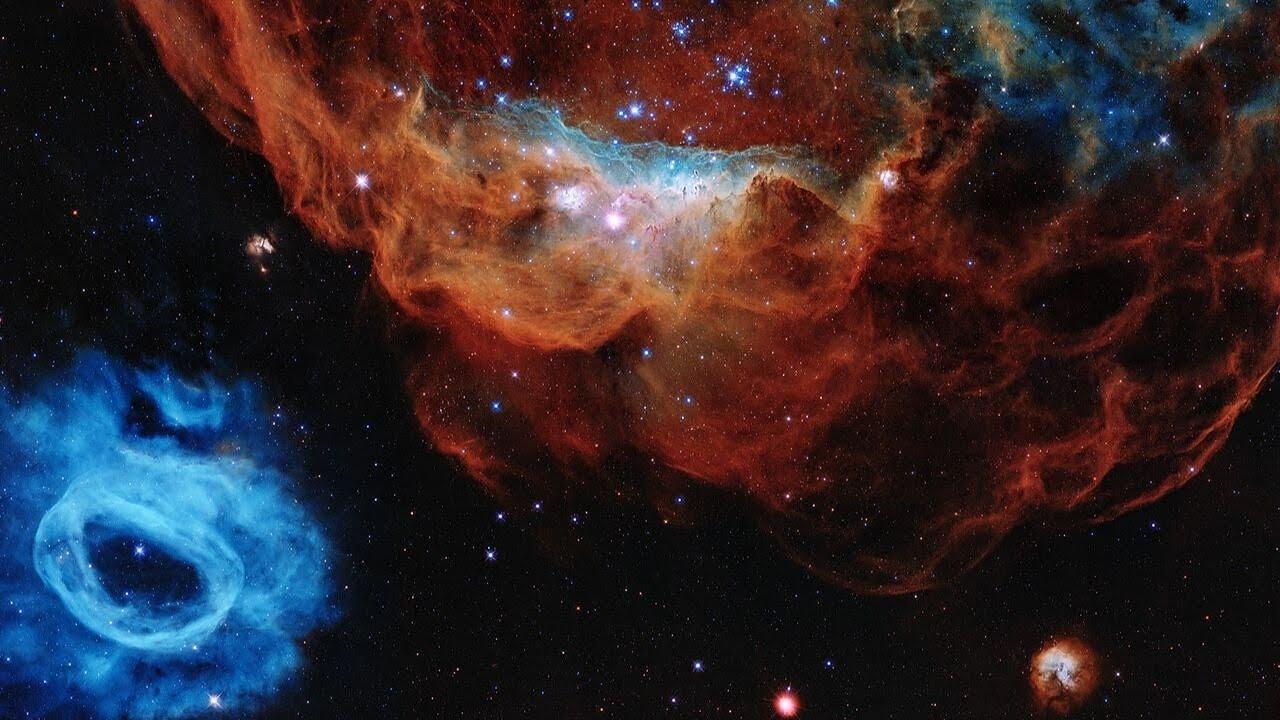 30 साल का हो गया हबल स्पेस टेलीस्कोप, देखिए अंतरिक्ष से जारी शानदार  तस्वीरें | Hubble Space Telescope became 30 years old, see the full range  of brilliant images released by hubble - Hindi ...