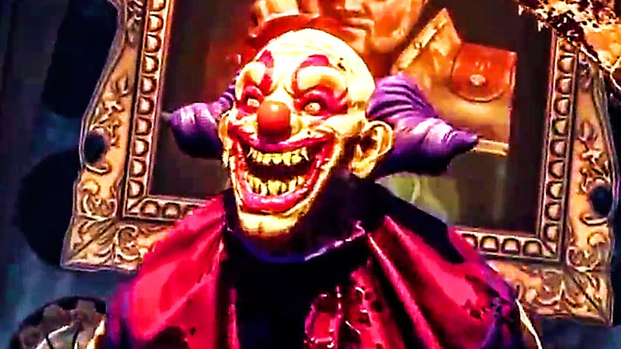 KILLING FLOOR 2 : Summer Sideshow Bande Annonce (2018) PS4 / Xbox One / PC