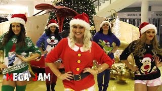 'All I Want For Christmas' Mariah Carey choreography by Jasmine Meakin (Mega Jam)