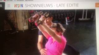 SBS Showniews item over Radmilo Soda als Fitchannel coach