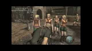 Resident Evil 4 Mod - Ashley Graham por Ganados