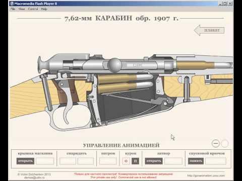 7,62-мм карабин Мосина