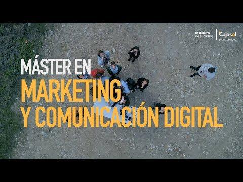 IE Cajasol   Máster De Marketing Y Comunicación Digital