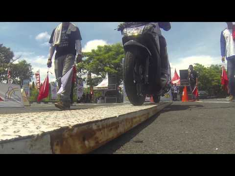Safety Riding Day Astra Motor Bali 2015