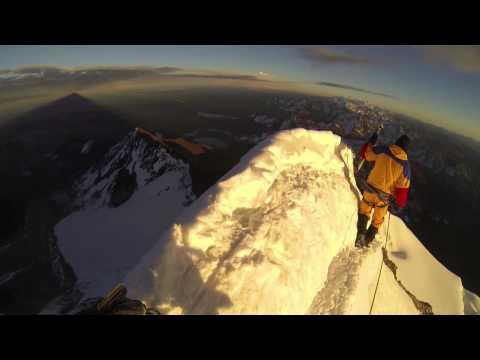 Besteigung Des Huayna Potosi (Bolivien) 6088m