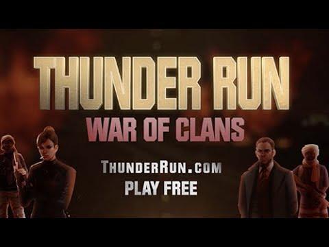 Thunder Run: War of Clans