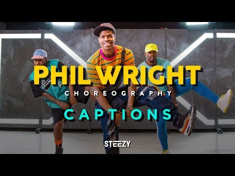 Captions - Tron Austin | Phil Wright Choreography | STEEZY.CO from YouTube · Duration:  1 minutes 3 seconds