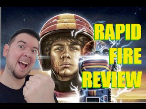 Turbo Kid - RAPID FIRE REVIEW