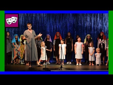 Around The Actors; Joseph And The Amazing Technicolor Dreamcoat