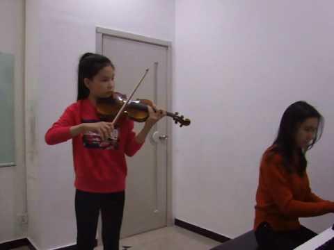Seitz Student concerto No.3 Op.12  Full Anujin